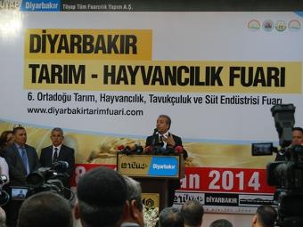 Diyarbakır – Tarım Hayvancılık Fuarı _ DBSKP Standı